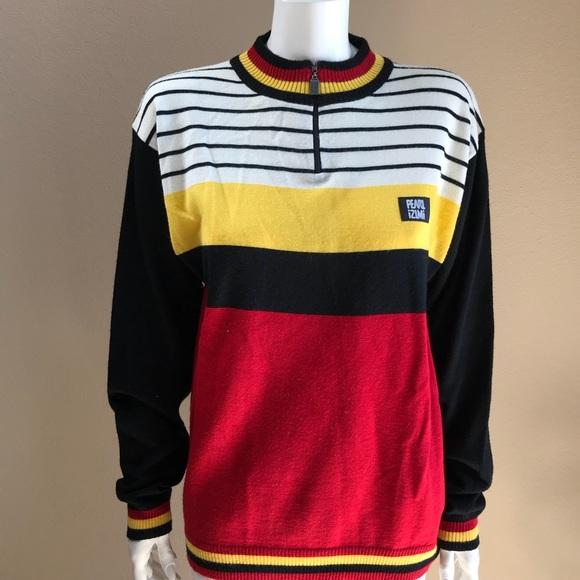 Pearl Izumi cycling sweater 3 back pocket. M 5bec836634a4efa04f30fec4 e88c3284e